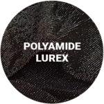 Polyamide lurex
