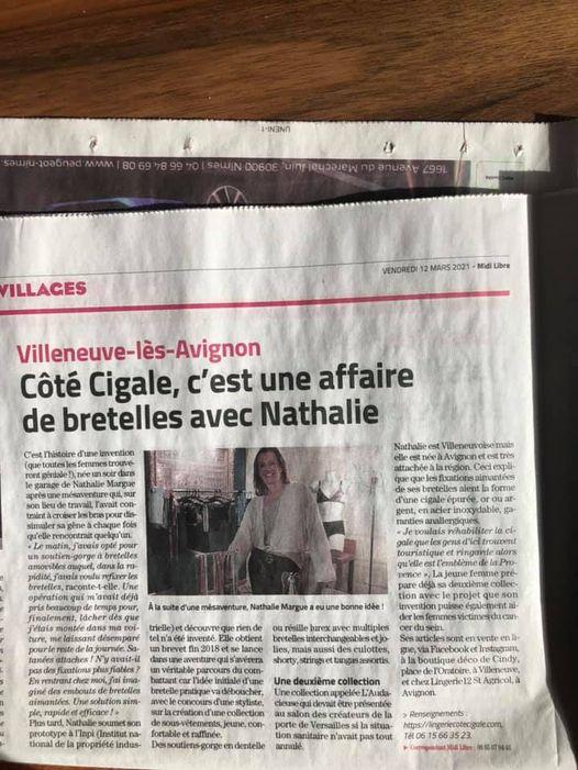 Côté cigale